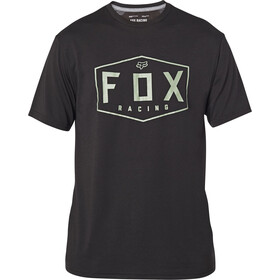 Fox Crest SS Tech Tee Men black/green